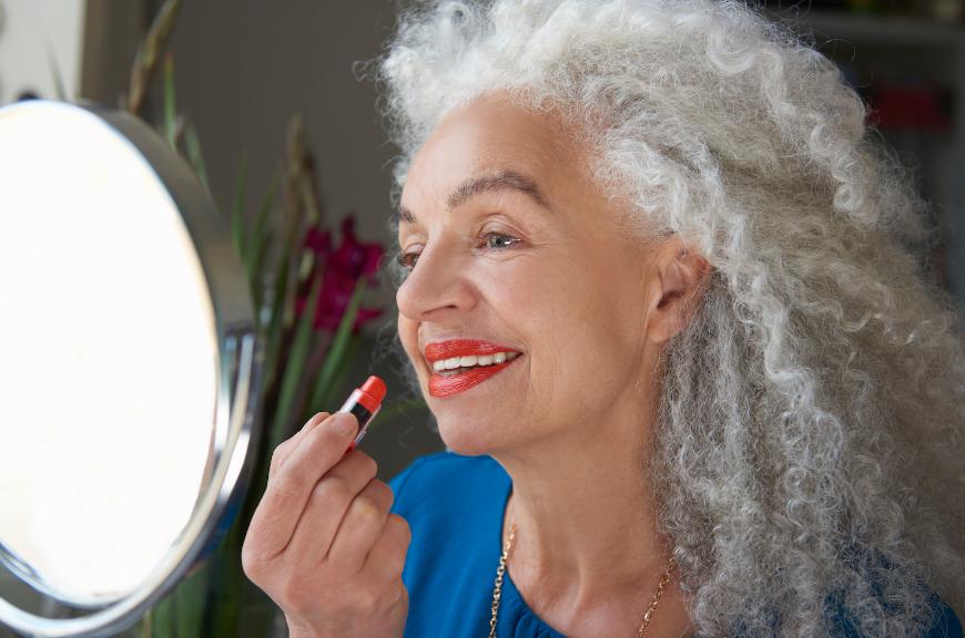 ошибки возрастного макияжа