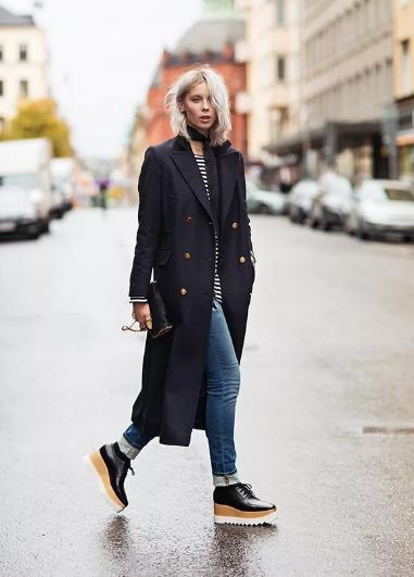 Как одеваться осенью и зимой
