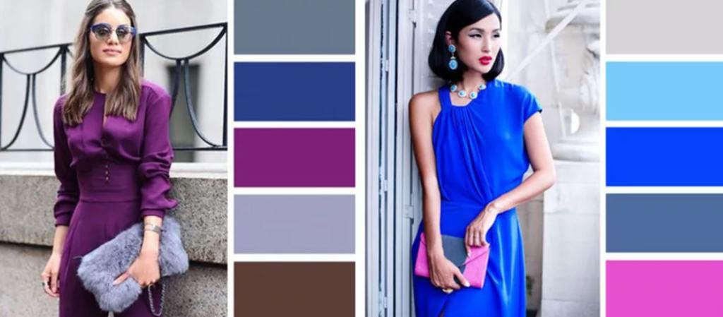 как определить свой цвет в одежде