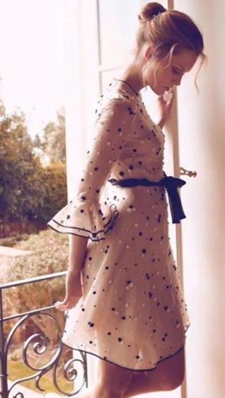 наивный романтизм в  женской одежде