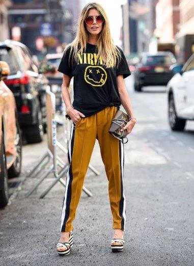 спортивный стиль в женской одежде