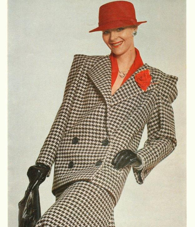 модные тенденции конца 80-х