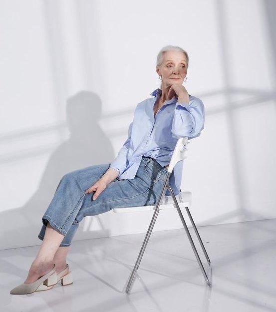 Как выглядеть красиво в 60+ лет