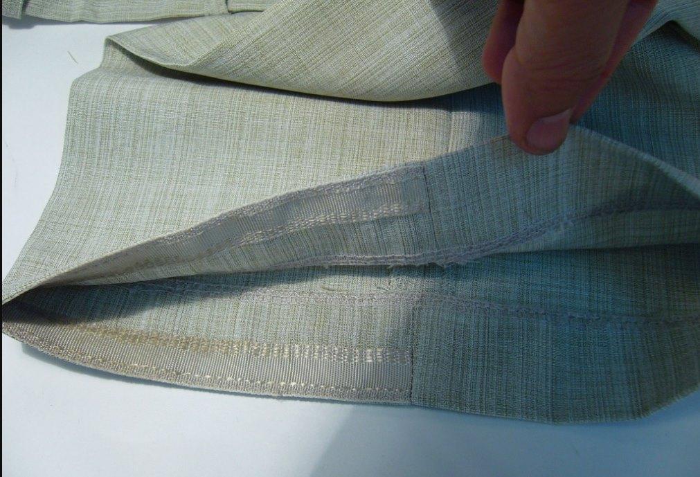 подгибка низа брюк