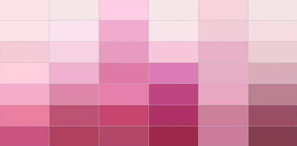 Розовый цвет в женской одежде: самые стильные сочетания