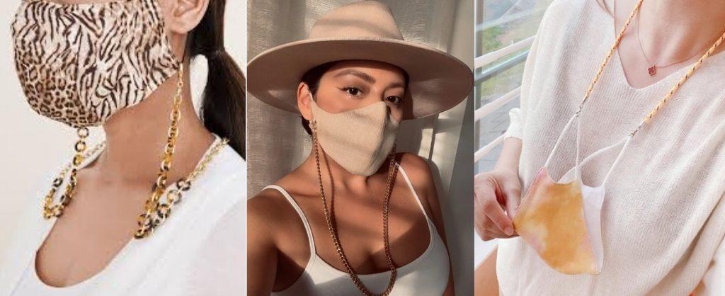 модные маски для женщин