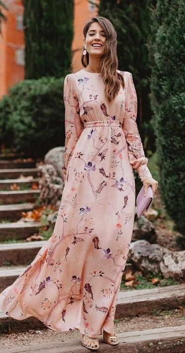 как одеться на свадьбу гостье