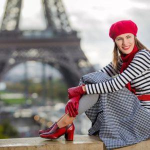 европейский стиль одежды