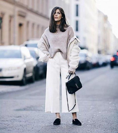 модный минимализм в одежде
