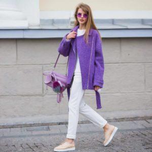 как носить вышедшую из моды одежду