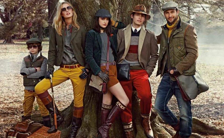 охотничий стиль в одежде