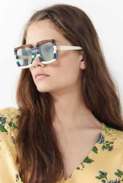 модные ретро очки
