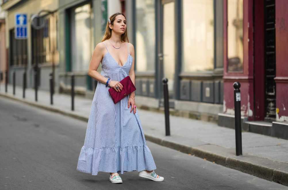 как носить платье без бюстгальтера