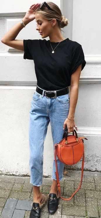 актуальные женские джинсы