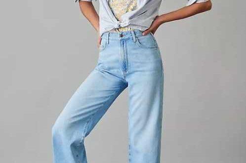 какие джинсы будут в моде в 2021 году