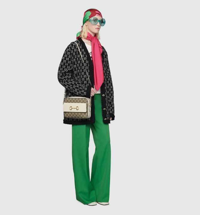 модная сумка в стиле ретро