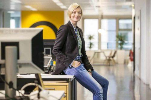 джинсы в офис